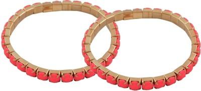 FashBlush Alloy Bracelet Set