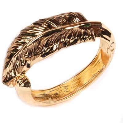 University Trendz Alloy 18K Yellow Gold Bracelet
