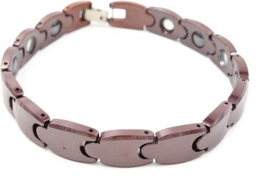 Nature Therapy Tungsten Titanium Bracelet
