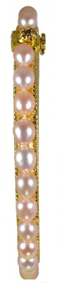 Pearl Paradise Alloy Yellow Gold Bracelet
