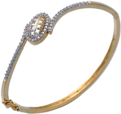 Desi Butik Metal Rhodium Bracelet