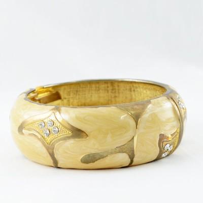 Foppish Mart Metal Bracelet