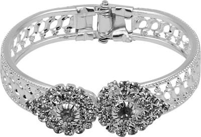 Payalwala Brass Silver Bracelet