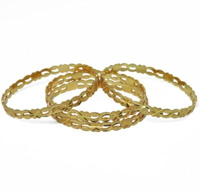Czar Brass Brass Bangle