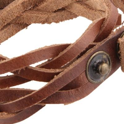 Tech Fashion Leather, Leather Bracelet