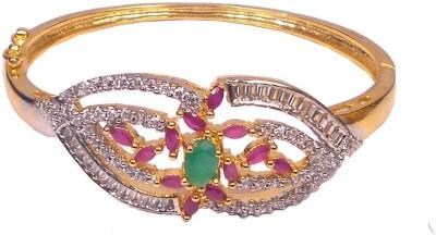 Rejewel Alloy 22K Yellow Gold Bracelet