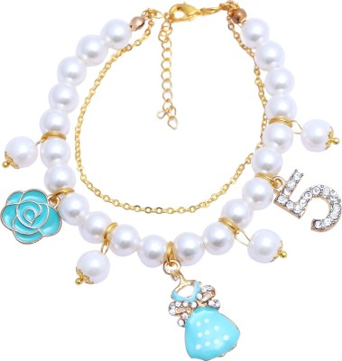 Super Drool Alloy Charm Bracelet
