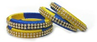 TINA TEXTILES Plastic Bangle Set(Pack of 4) best price on Flipkart @ Rs. 350
