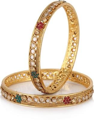 Jewels Galaxy Alloy Bangle Set