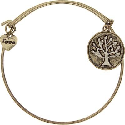 Jewel Touch Alloy Bracelet