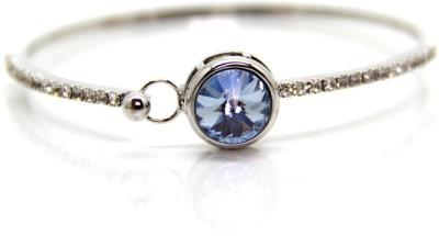 Eternz Brass Silver Bracelet