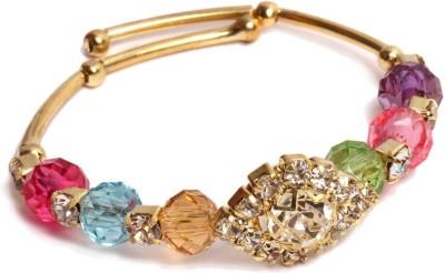 Port Metal Opal 12K Yellow Gold Bracelet
