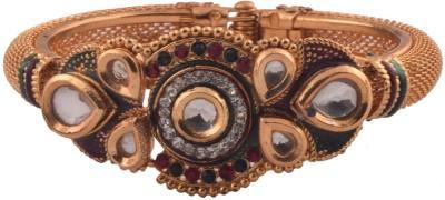 Ganapathy Gems Alloy Bracelet