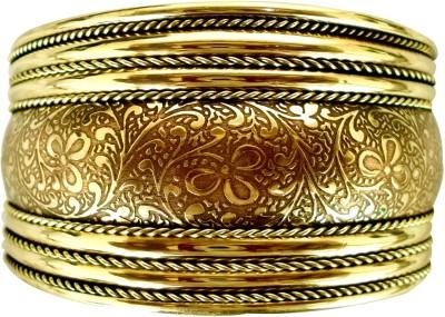 IP Brass Cuff
