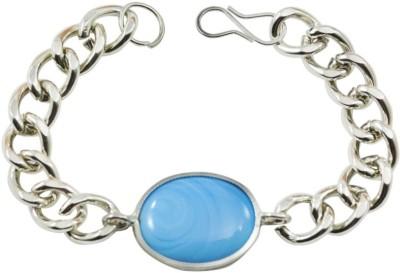Fancy Steps Steel Bracelet
