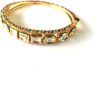 Arkina Diamonds Brass Brass Kada