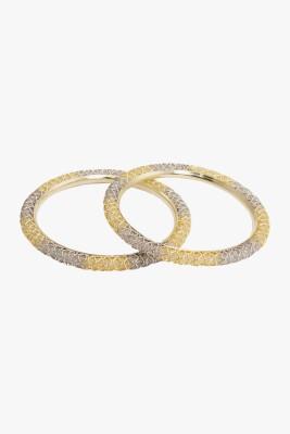 Sia Art Jewellery Alloy Bangle