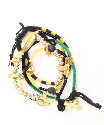 Galz4ever Cotton Dori Bracelet Set