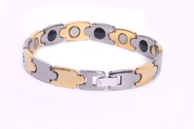 Nature Therapy Metal Titanium Bracelet