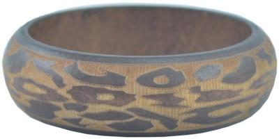 Antiformal Wood Bangle