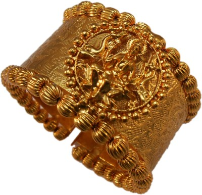 My Design Copper Yellow Gold Kada