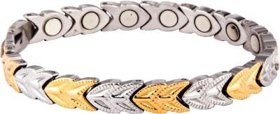 Aarogyam Energy Jewellery Stainless Steel Bracelet