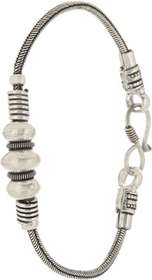 Prita Alloy Sterling Silver Bracelet