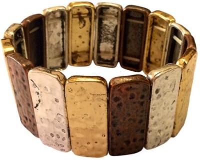 B-Fashionable Alloy Yellow Gold, Rhodium Bracelet