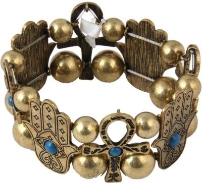 Jewelizer Alloy Brass Bracelet