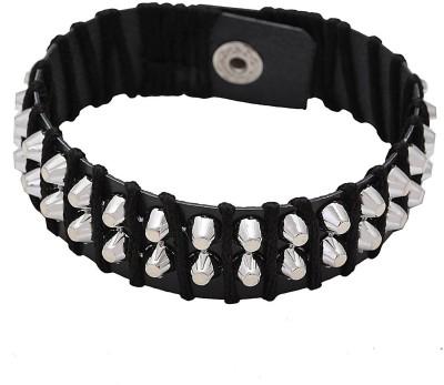 Memoir Leather Bracelet