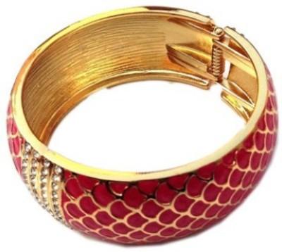Grace Fashion Villa Alloy 24K Yellow Gold Kada