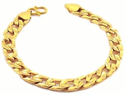 j s imitation jewellery Metal Rhodium Bracelet