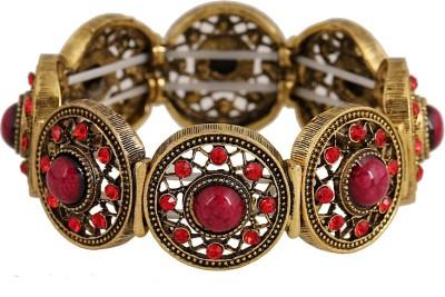 Insia Alloy Enamel Bracelet