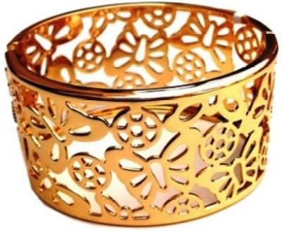 Grace Fashion Villa Alloy 24K Yellow Gold Bracelet Set