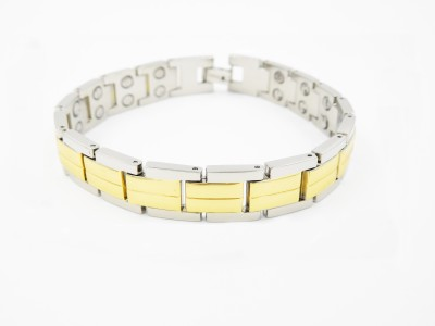 Nature Therapy Titanium Bracelet