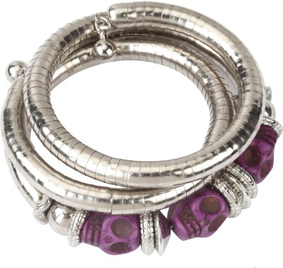 Pink Rose Acrylic Bracelet