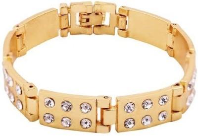 Rich Club Gold Diamond Yellow Gold Bracelet