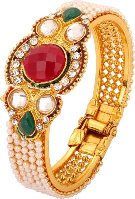 Globalgifts Alloy Yellow Gold Kada