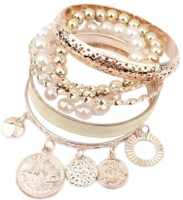 Amour Alloy Bracelet Set