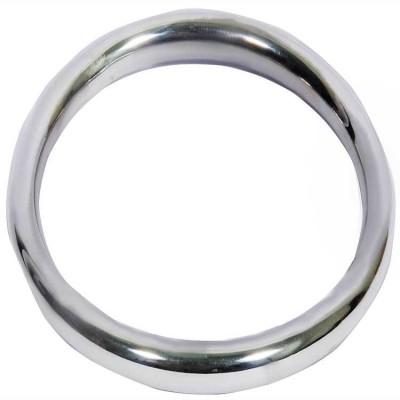 Payalwala Sterling Silver Rhodium Kada