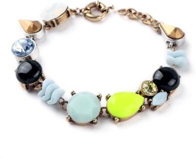 KooKoo Fashion Acrylic, Alloy Charm Bracelet
