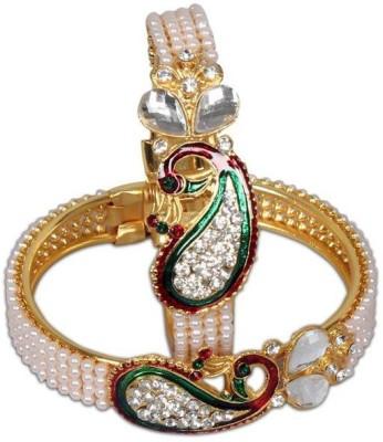Penny Jewels Alloy Beads Brass Kada