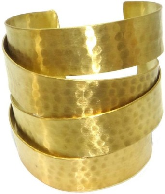 Sansar India Brass Cuff