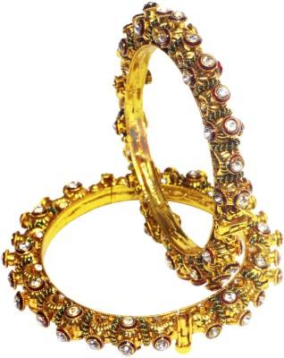 Jahnvi Metal Bracelet Set