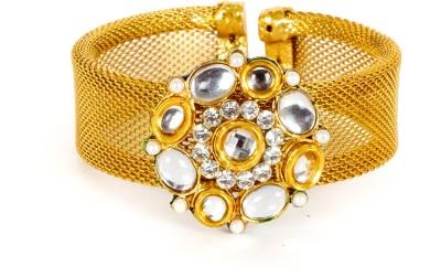 Subh Alloy Yellow Gold Kada