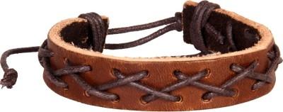 Pourni Leather Bracelet
