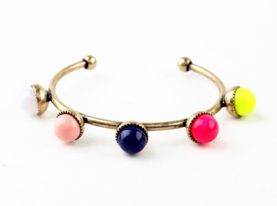 KooKoo Fashion Alloy Beads Cuff