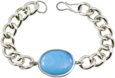 Marwal Stainless Steel Silver Bracelet