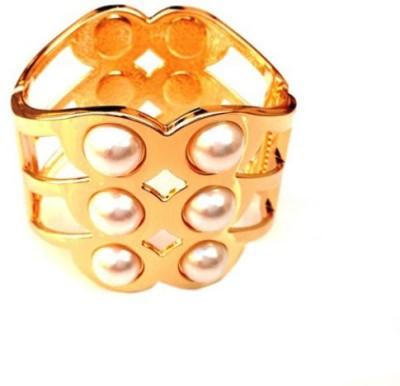 Grace Fashion Villa Alloy Pearl Bracelet
