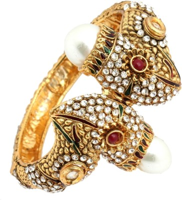 Gold & More Copper Yellow Gold Kada